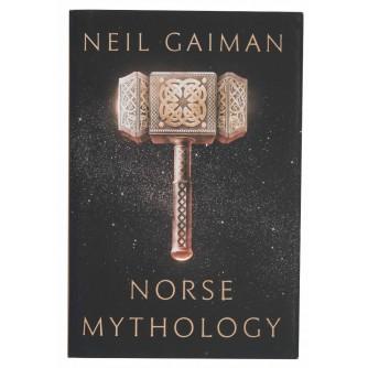 NEIL GAIMAN : NORSE MYTHOLOGY